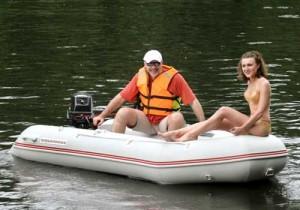Постановка лодок на учёт в ГИМС