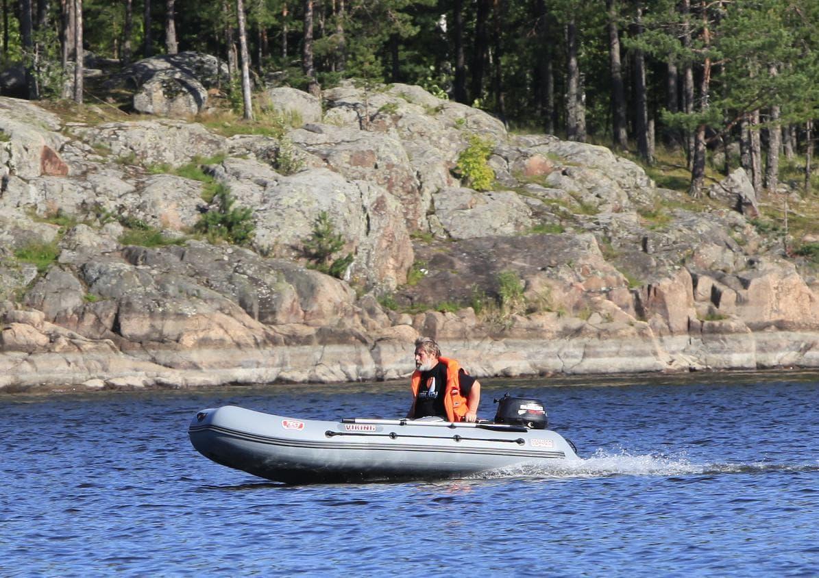 Надувная лодка Посейдон Викинг 340LE