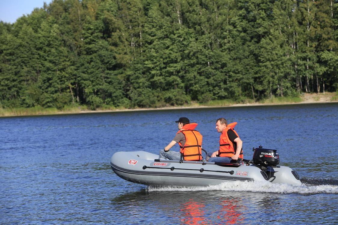 Надувная лодка Посейдон Викинг 340LS