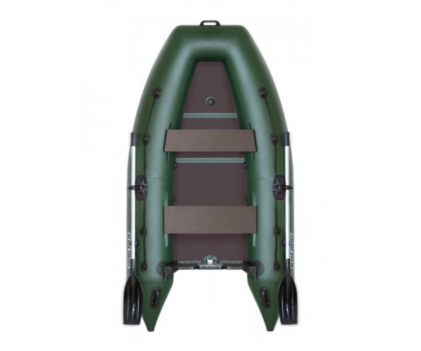 Надувная лодка Колибри KМ330DSL