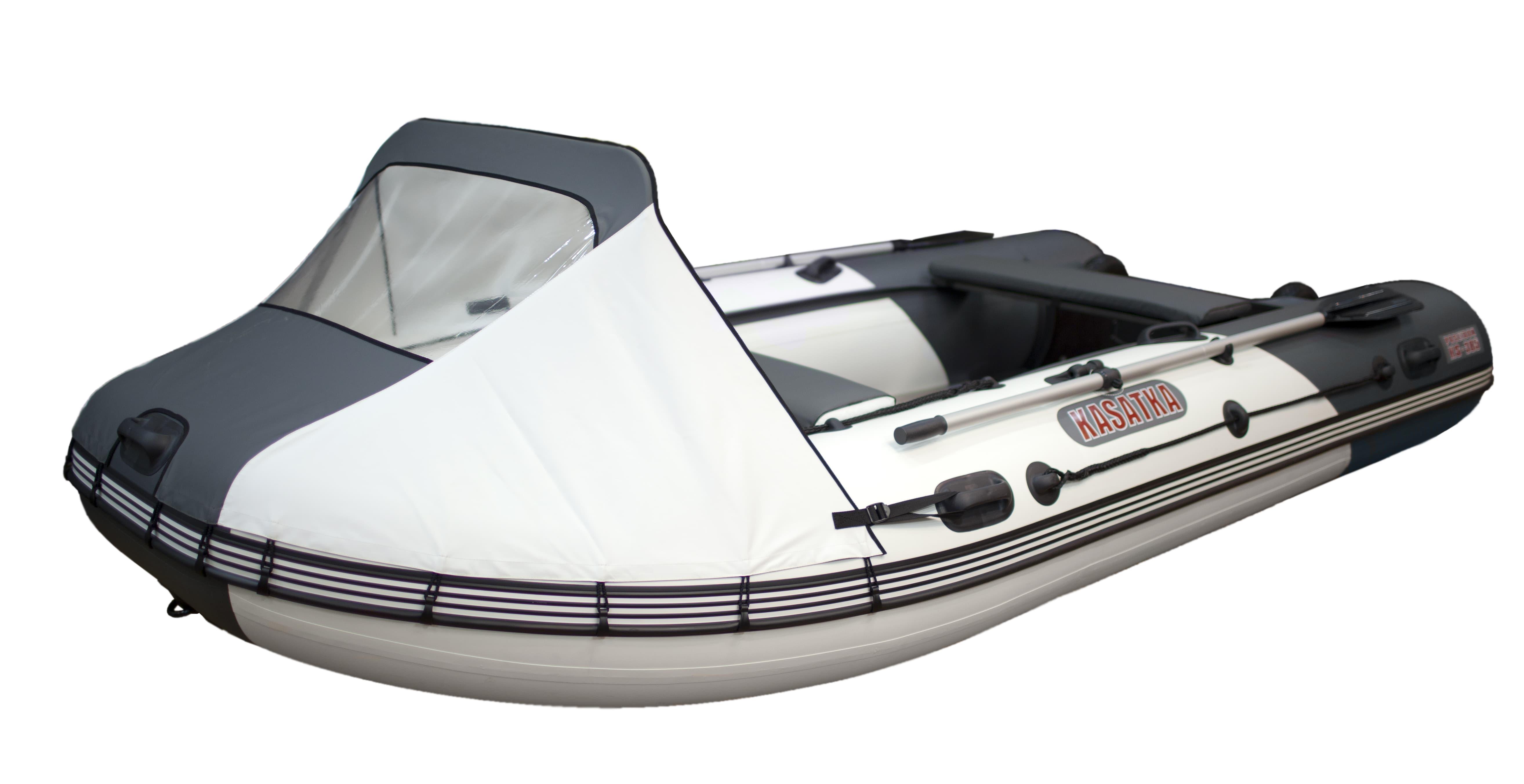 Надувная лодка Посейдон Касатка 335