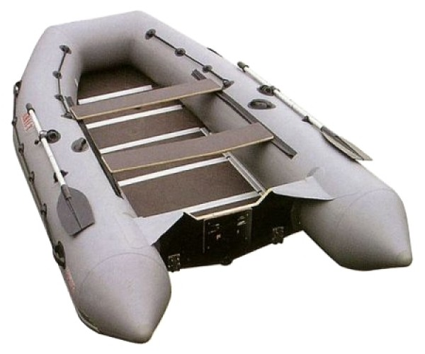 Надувная лодка Посейдон Антей 400