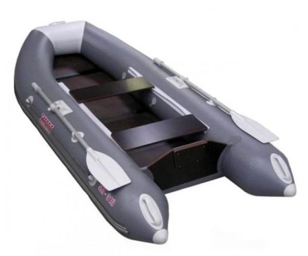 Надувная лодка Посейдон Смарт 310LE