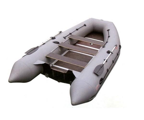 Надувная лодка Посейдон Титан 460