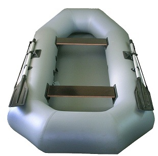 Надувная лодка Гелиос-28 (Helios)