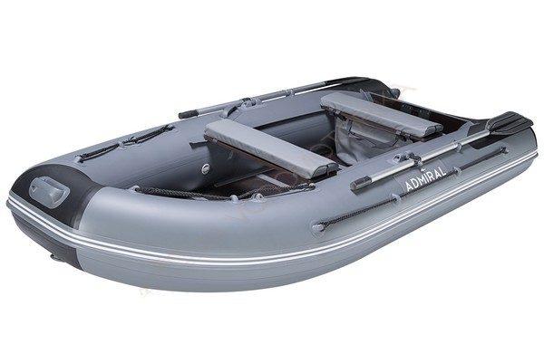 Надувная лодка Адмирал 320S 4