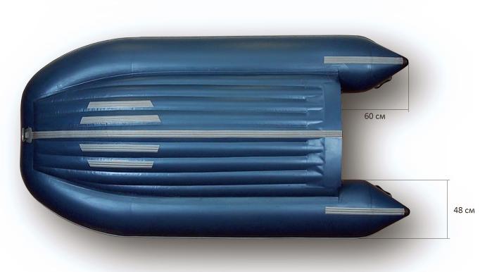 Надувная лодка Флагман 350