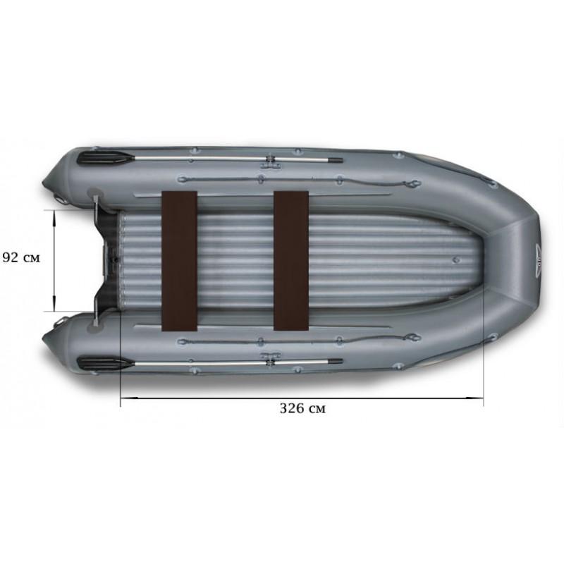 Надувная лодка Флагман 450