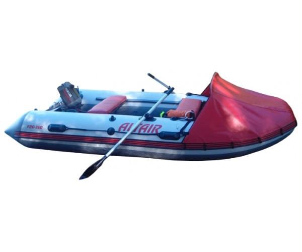 Надувная лодка Altair PRO 385