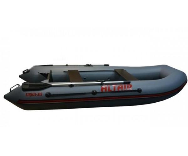 Надувная лодка Altair Sirius 315L