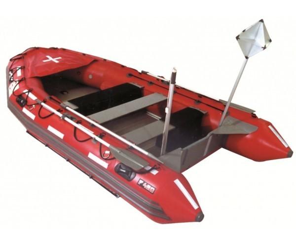 Надувная лодка Мнев и К Фаворит F420D