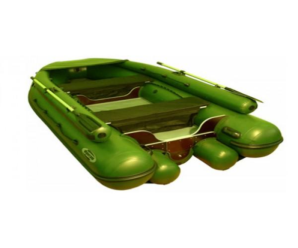 Надувная лодка Фрегат M350FM Lux