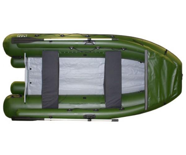 Надувная лодка Фрегат M370FM Lux