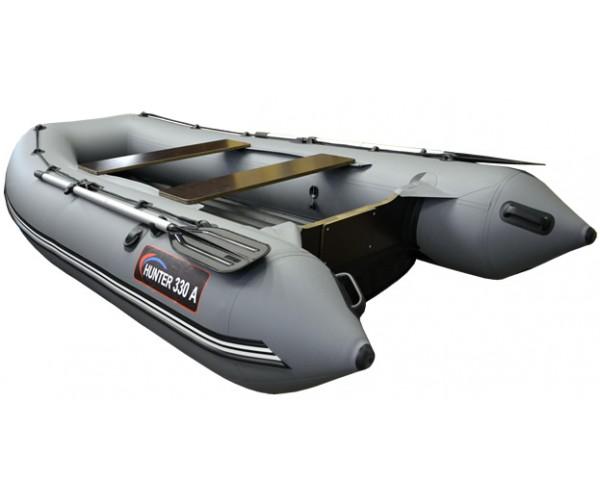 Надувная лодка Хантер 330А