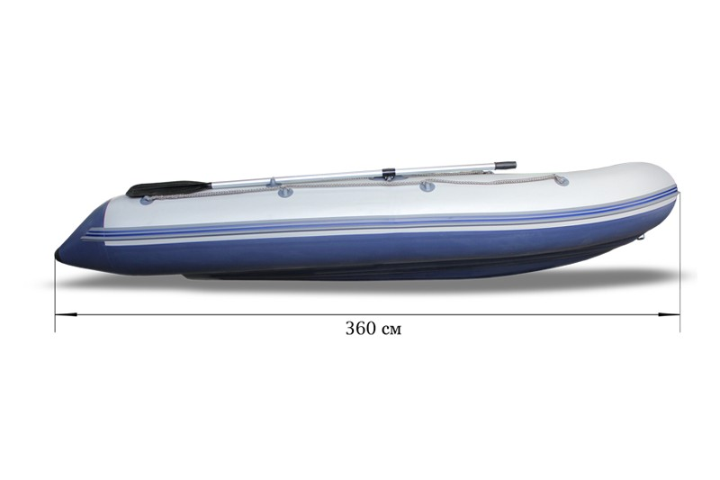 Надувная лодка Флагман 360U