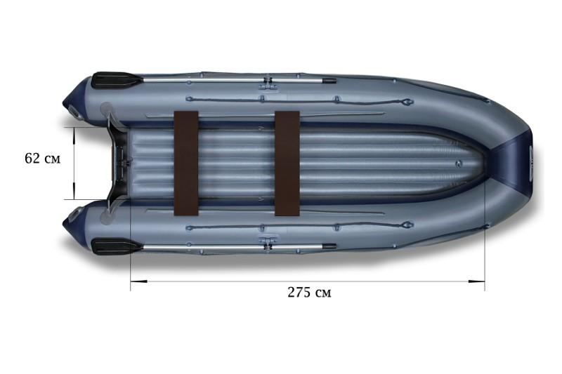 Надувная лодка Флагман 380 IGLA