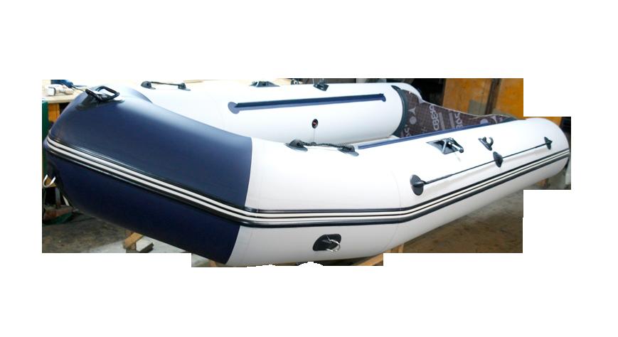 Надувная лодка Helios Пилигрим-350