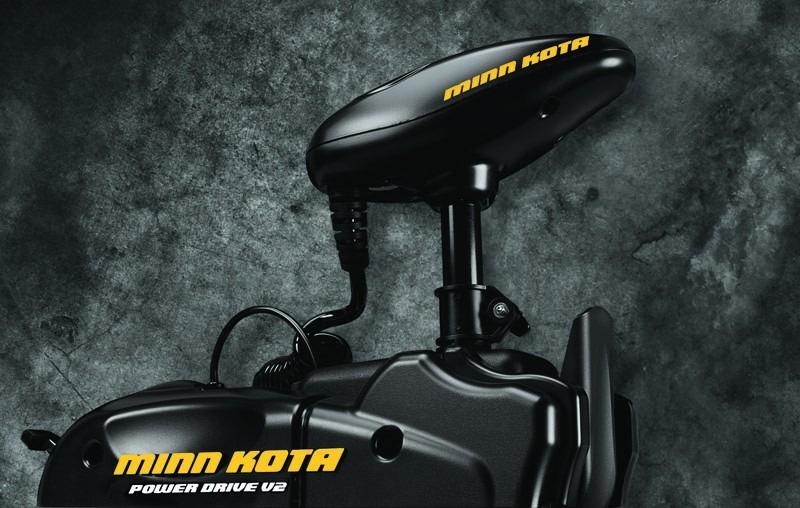 Электромотор носовой Minn Kota POWERDRIVE 55PD V2/AP