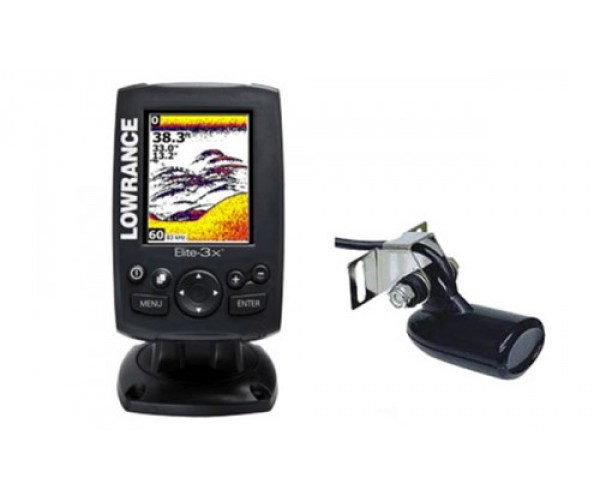 Эхолот Lowrance Elite-3x All-Season Pack