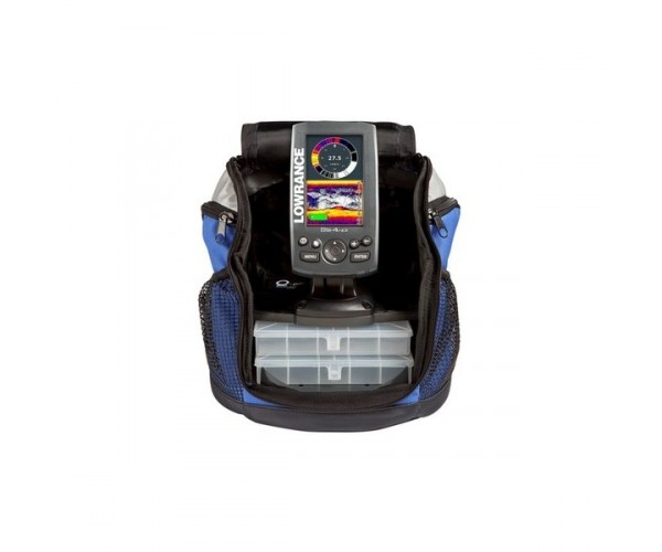 Эхолот / картплоттер Lowrance Elite-4 HDI ICE MACHINE