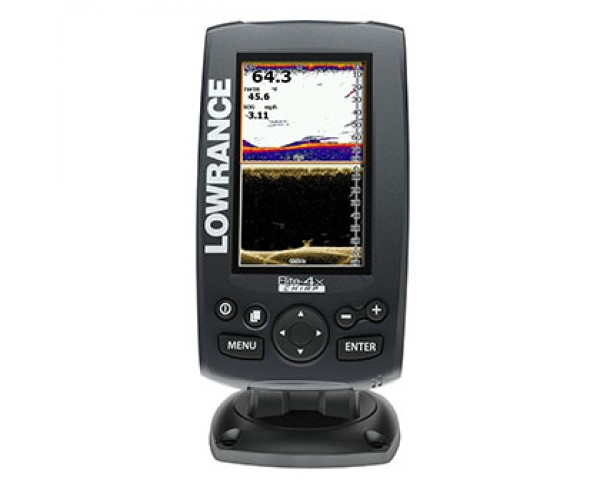 Эхолот Lowrance Elite-4x CHIRP (83/200)