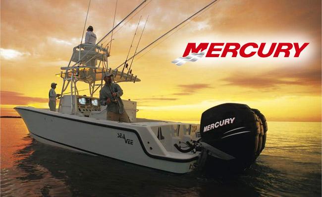 Лодочные моторы Меркурий