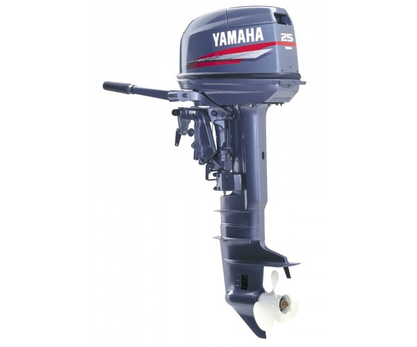 Мотор Yamaha 25BWCS