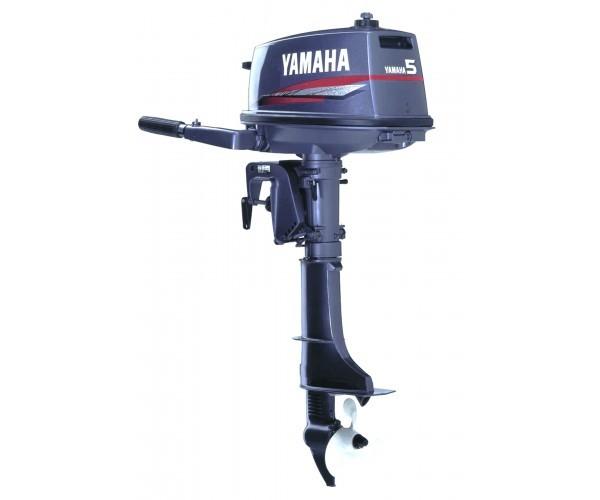 Мотор Yamaha 5CMHS
