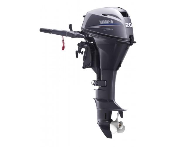 Мотор Yamaha F20BES