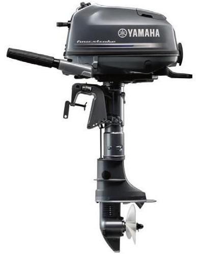 Мотор Yamaha F6CMHS