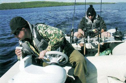 дистанционное управление для лодки