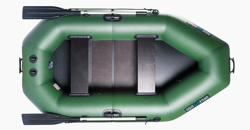 Лодка надувная AQUA-STORM ST240C