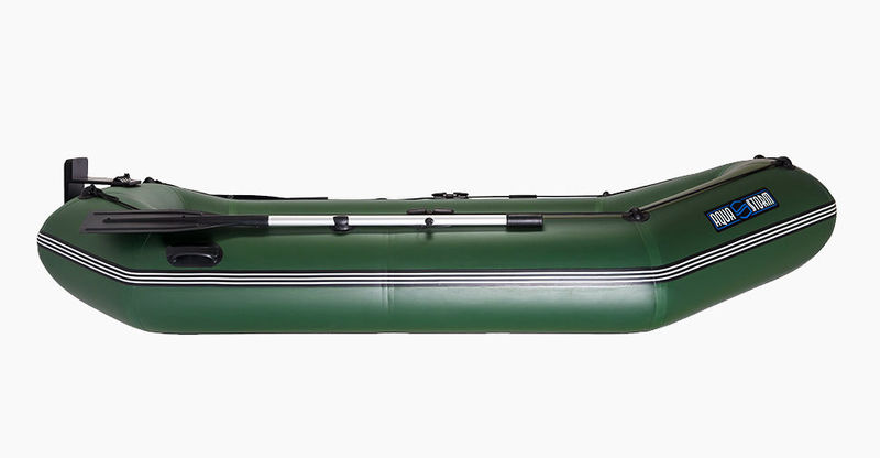 Лодка надувная AQUA-STORM SS300DT