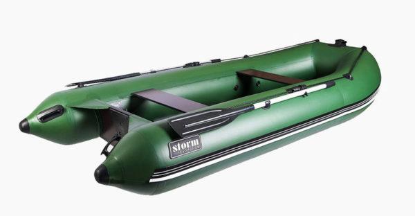Лодка надувная AQUA-STORM STK330E 2