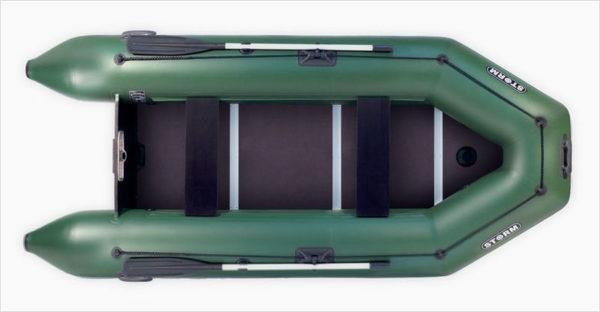 Лодка надувная AQUA-STORM STK360 2