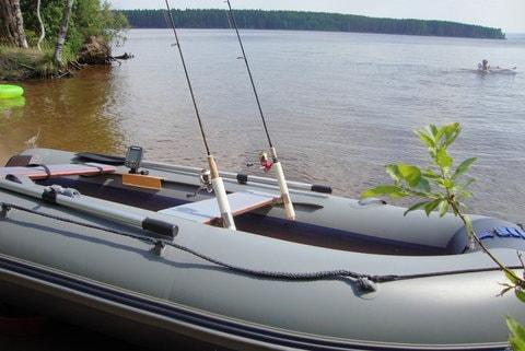 Какую лодку лучше выбрать для троллинга